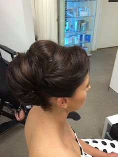 One of our stunning bridal trials Hair & Makeup enquiries :  Weddings@wyecosmetics.com.au 1300 993 267
