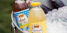 Whether you're planning for a road trip or your next summer picnic, look for your favorite refreshing drinks at Cracker Barrel Old Country Store.