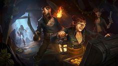 Sea of Thieves #XboxOne #SeaofThieves #Games #VideoGames #Ships #Piratas #Pirates