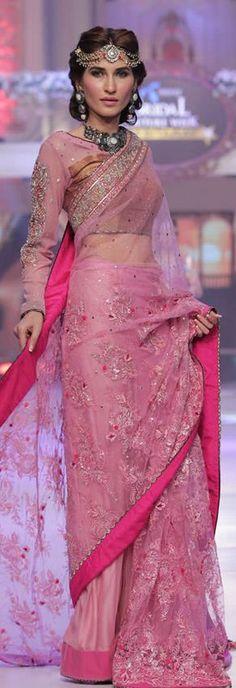 Ayesha Ibrahim Collection at Telenor Bridal Couture Week 2015 #TBCW2015