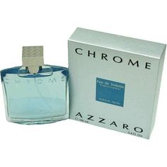 Chrome By Loris Azzaro For Men. Eau De Toilette Spray 3.4 Oz. $35.82