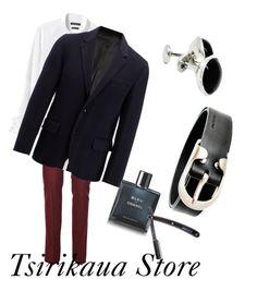 """""""Men's style"""" by tsi"""