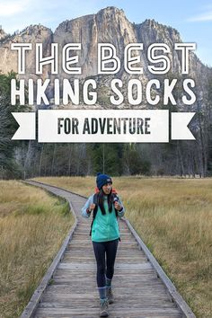 Don't risk painful blisters on your next hiking, backpacking, or camping trip. Always wear CloudLine merino wool hiking socks for blister free happy feet!