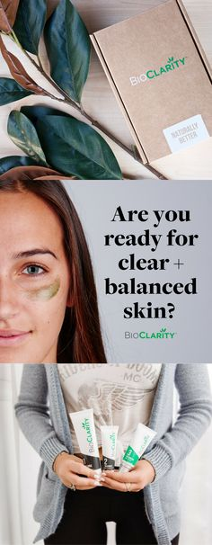 Buh-bye breakouts! We make clear skin easy with our naturally-better secret weapon, Floralux™ - powered by chlorophyll. Clinically proven, vegan, & cruelty-free. Use code PIN15 to receive 50% off your first month + free shipping!