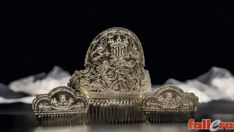 75D5251 Antique Earrings, Ancient Jewelry, Hair Combs, Elegance Fashion