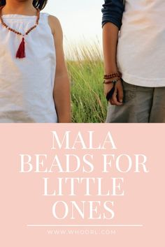 Mala Beads are perfect for adults and children. They