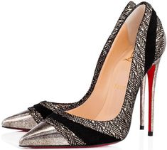 Christian Louboutin United States Official Online Boutique - Eklectica 120 Version Multi Glitter available online. Discover more Women Shoes by Christian Louboutin Pretty Shoes, Beautiful Shoes, Cute Shoes, Me Too Shoes, Pumps Heels, High Heels, Christian Louboutin Shoes, Louboutin Shoes Women, Louboutin Pumps
