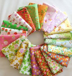 BRIAR ROSE Fat Quarter Bundle de 20 Heather par simplysweetfabric, $55.00