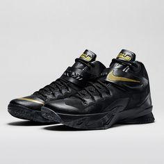 """Watch the Throne"" Nike Zoom Soldier VIII Premium"