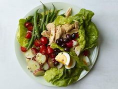 Get Classic Nicoise Salad Recipe from Food Network