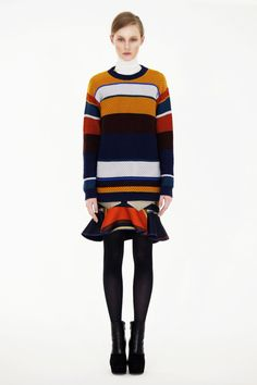 OSTWALD HELGASON: So sharp yet laid back Hegalson's clothing is smart.