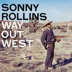Sonny Rollins - Way Out West Vinyl 2LP October 20 2017 Pre-order