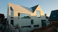 Hille Architekten - museum Baumholder. EQUITONE facade materials. equitone.com