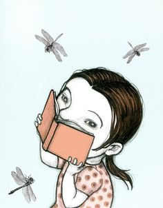 Ahh. . .the smell of a book-nothing better!