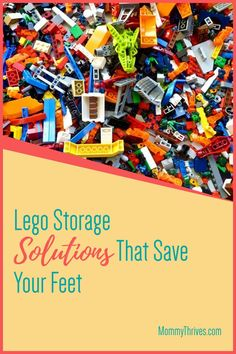 Ideas For Lego Storage and Organization - Ideas and Organization Hacks For Legos - How To Store Legos Best Toddler Toys, Best Kids Toys, Building Toys For Kids, Step On A Lego, Educational Toys For Toddlers, Science Toys, Awesome Toys, Activity Board, Lego Storage