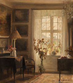 Carl Holsoe - Interior