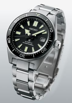 Seiko's first ever diver's watch re-born, Prospex SLA017. – Watch-Insider.com