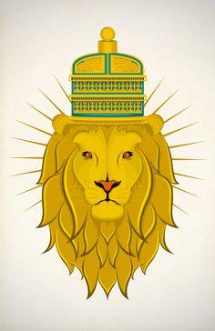 lion Lion Of Judah, Grinch