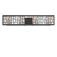 Trellis 4 Light Bath Bar