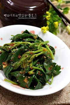 Food Plating, Green Beans, Spinach, Vegetables, Recipes, Food Food, Recipies, Vegetable Recipes, Ripped Recipes