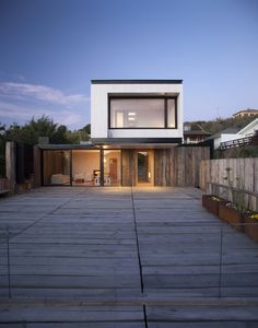 live here • m house • chile • juan pablo merino • photo: marcelo cáceres • via archdaily