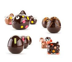 Easter new chocolate creations by Fabrice GILLOTTE