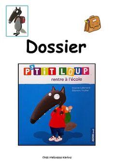 Dossier Ptit Loup rentre à l'école.pdf - OneDrive