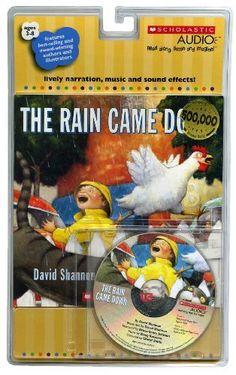 The Rain Came Down by David Shannon, http://www.amazon.com/dp/0545138507/ref=cm_sw_r_pi_dp_c3Kvub1VG7PSR