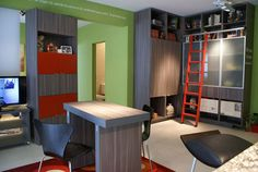 ARQUIMASTER.com.ar | Diseño: Espacio Nº 23: Mi Casa tu Casa... Simple y Funcional (por Fabiana Orellano) (Estilo Pilar 2012) | Web de arquitectura y diseño
