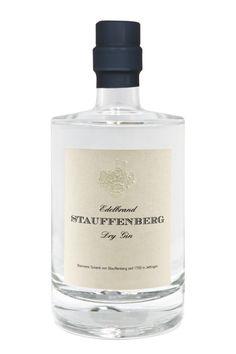Stauffenberg Gin ginfusion