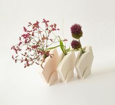 This item is a Hexagonal table-top vase is reminiscent of humble plants growing through gaps between pavements and stone fences. Teumsae is a poetic Korean word for 'a little gap between things'. Hand made in UKSold IndividuallyPlease embrace . Vases, Wall Mounted Vase, Walnut Shelves, Vase Design, Modular Walls, Ceramic Design, Tea Light Holder, Single Piece, Pottery Art