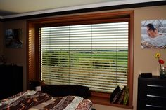 Choose the best of nature and enjoy our natural solutions from inside and outside! Shading Device, Entrance Doors, Natural Solutions, Blinds, Windows, Wood, Nature, Outdoor, Home Decor