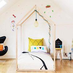 Gautier Studio - Pom Pom Single Bed Frame - Tiny Trendsetter