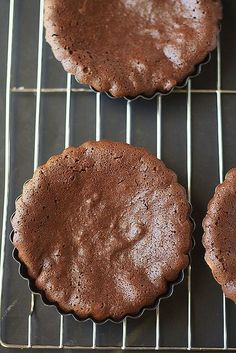 Comé algo rico: Torta sin harina y sin azúcar de ChocolateMUNDOFLANEUR…