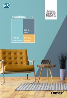 Room Colors, Wall Colors, House Colors, Wall Painting Decor, Interior Color Schemes, Best Pens, Interior Decorating, Interior Design, Blue Rooms