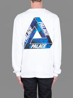 Palace Skateboards one wave print short sleeved tee  #palace #palaceskateboards