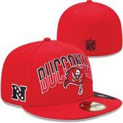 New Era Tampa Bay Buccaneers 2013 NFL Draft 59FIFTY Fitted Hat - Red 32 Nfl  Teams 5a59a5744