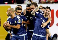 Online Business Operator: Argentina waltz past US to enter Copa America fina...