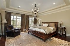 http://www.dollarphotoclub.com/stock-photo/Master bedroom with tray ceiling/35231976 Dollar Photo Club millions of stock images for $1 each