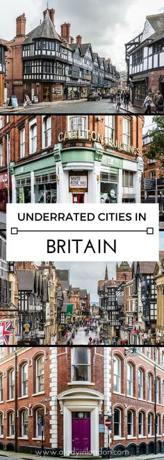 9 underrated cities you have to discover in Britain. From England to Scotland and Wales, these places are worth seeking out. #britain #england #scotland #wales