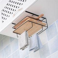 $15.34 AUD - Over Door Hook Hanger Cutting Board Holder Stand Storage Kitchen Organizer Rack #ebay #Home & Garden