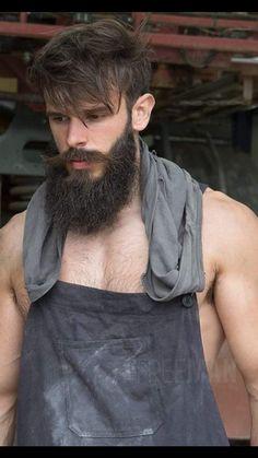 My kinda workman.