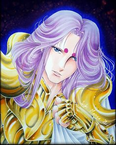 "57 curtidas, 4 comentários - Suki Manga Art (@suki_manga_art) no Instagram: ""Aries Mu, from Saint Seiya 牡羊座のムウ #Aries #Mu #Saintseiya #Copic #Copicmarkers"""