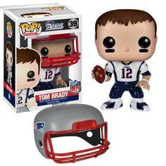 NFL Wave 2 Funko POP! Vinyl Figure: Tom Brady