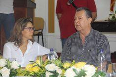 Ministra de Educación quiso conocer de primera mano la estrategia de éxito de la Universidad de Cartagena. #Unicartagena #MinEducación