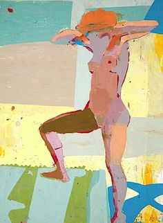 """Frohsin began exhibiting in the San Francisco Bay Area in the early 1990s, and in 1993 was included with Nathan Olivera, Manuel Neri and Stephen De Staebler in an exhibit of """"Four Figures from the Bay."""""""
