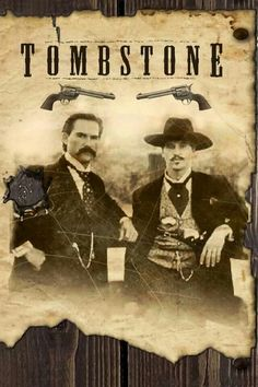 Once again, you found fantastic pins this week!  Thank you so much.  I'm honored you are all willing to pin to our board!  Until Thursday, let's do TOMBSTONE  which was a western and featured Wyatt Earp and Doc Holliday.