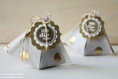 Goodie Stampin Up Tuete Geschenktuete Give Away