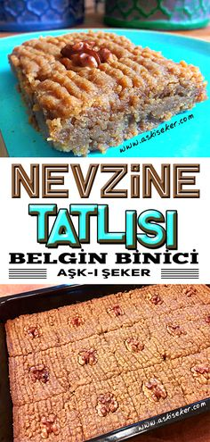 Nevzine Tatlısı Tarifi Nevzine Dessert Recipe how to make tahini molasses syrup dessert easy delicious video yummy local tahini dessert recipes a wonderful dessert with tahini molasses How To Make Tahini, Easy Desserts, Dessert Recipes, Turkish Sweets, Sweet Pastries, Turkish Recipes, Food And Drink, Bread, Breakfast