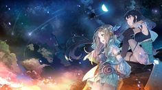 Atelier Firis: The Alchemist and the Mysterious Journey - Firis and Liane